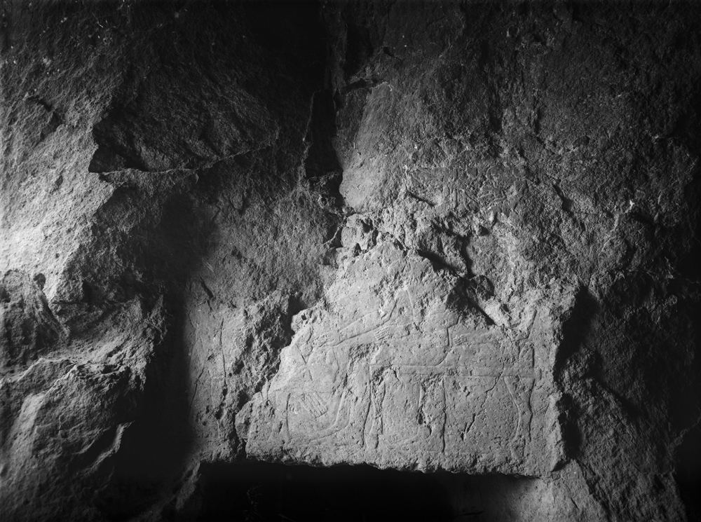 Eastern Cemetery: Site: Giza; View: Lepsius 68