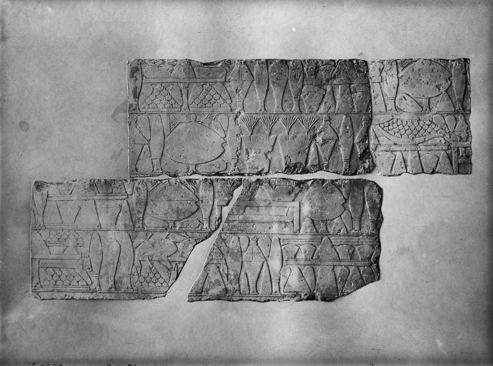Object(s) photograph: Site: Giza; view: G 5332