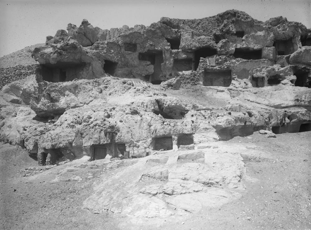 Eastern Cemetery: Site: Giza; View: Lepsius 78