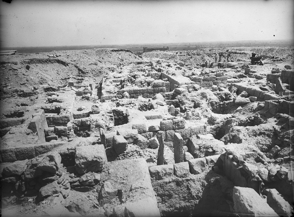 Western Cemetery: Site: Giza; View: G 2411, G 2412, G 2414, G 2420, G 2415, G 2416