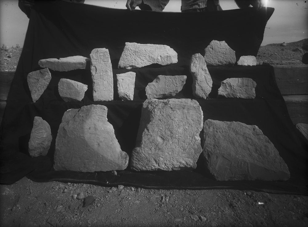 Object(s) photograph: Site: Giza; view: G 7411