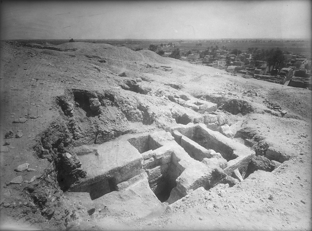 Eastern Cemetery: Site: Giza; View: G 7715