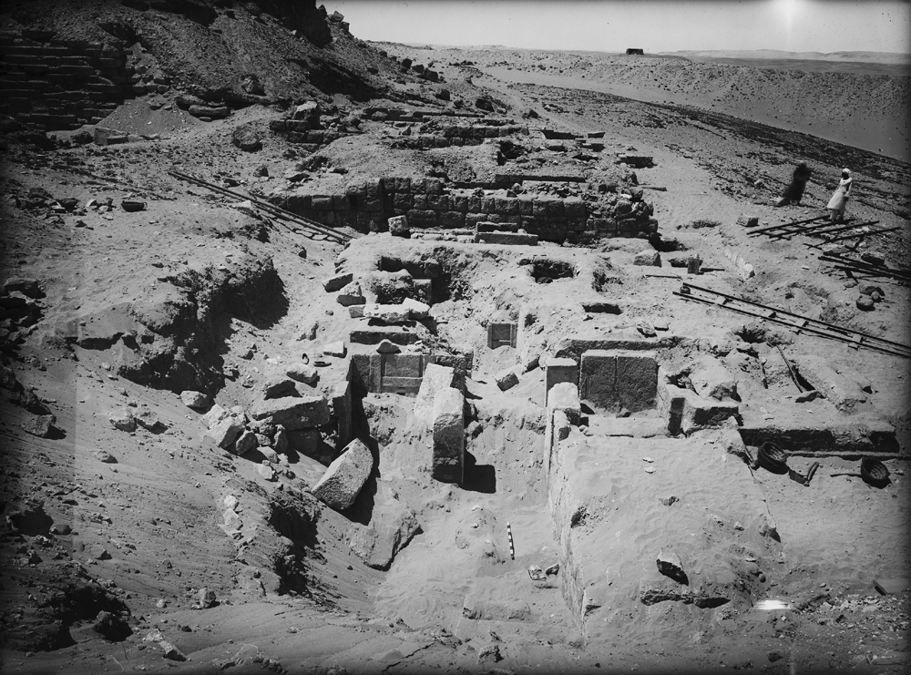 Western Cemetery: Site: Giza; View: G 2088