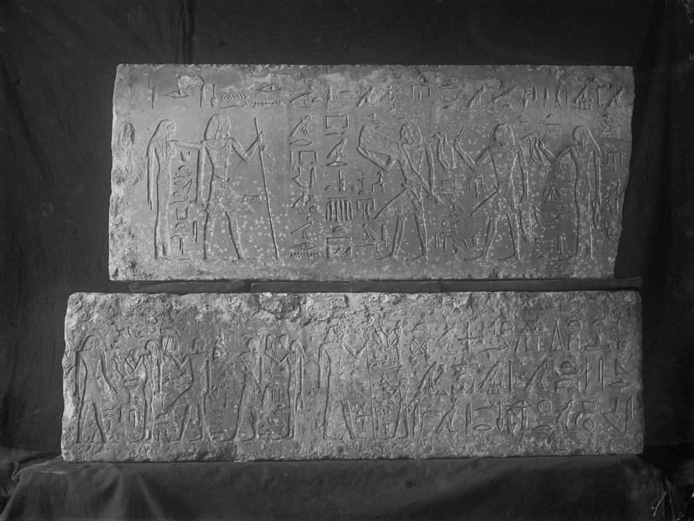 Object(s) photograph: Site: Giza; view: G 2391