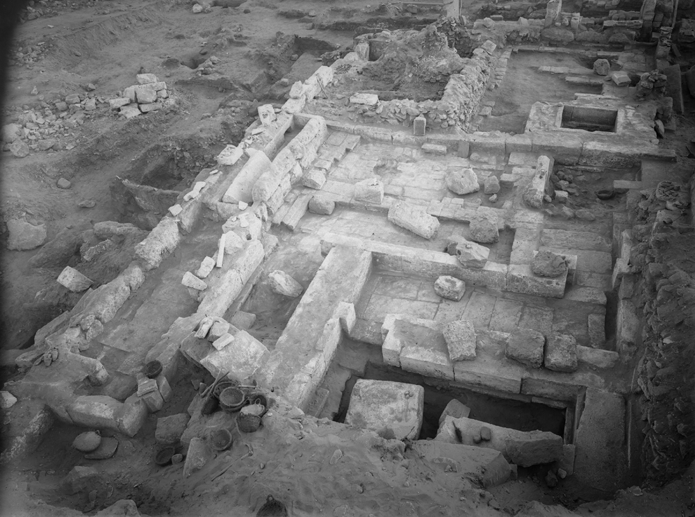 Western Cemetery: Site: Giza; View: G 2385