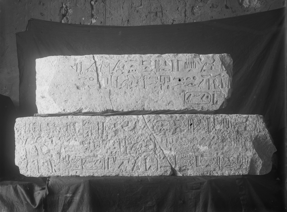 Object(s) photograph: Site: Giza; view: G 2172