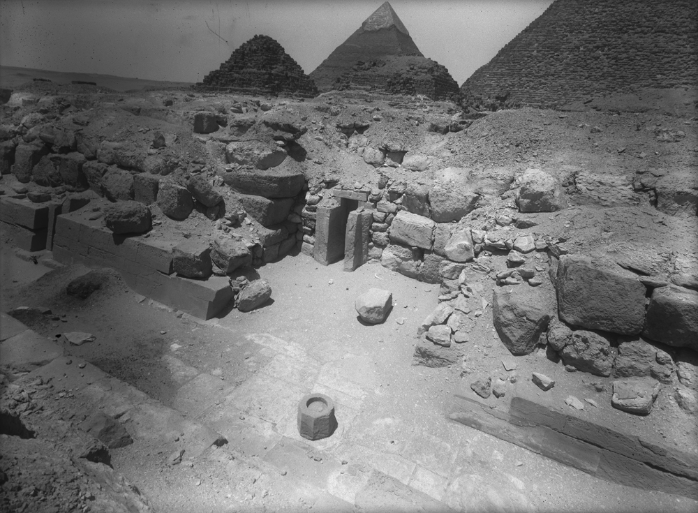Eastern Cemetery: Site: Giza; View: G 7310-7320, street G 7300