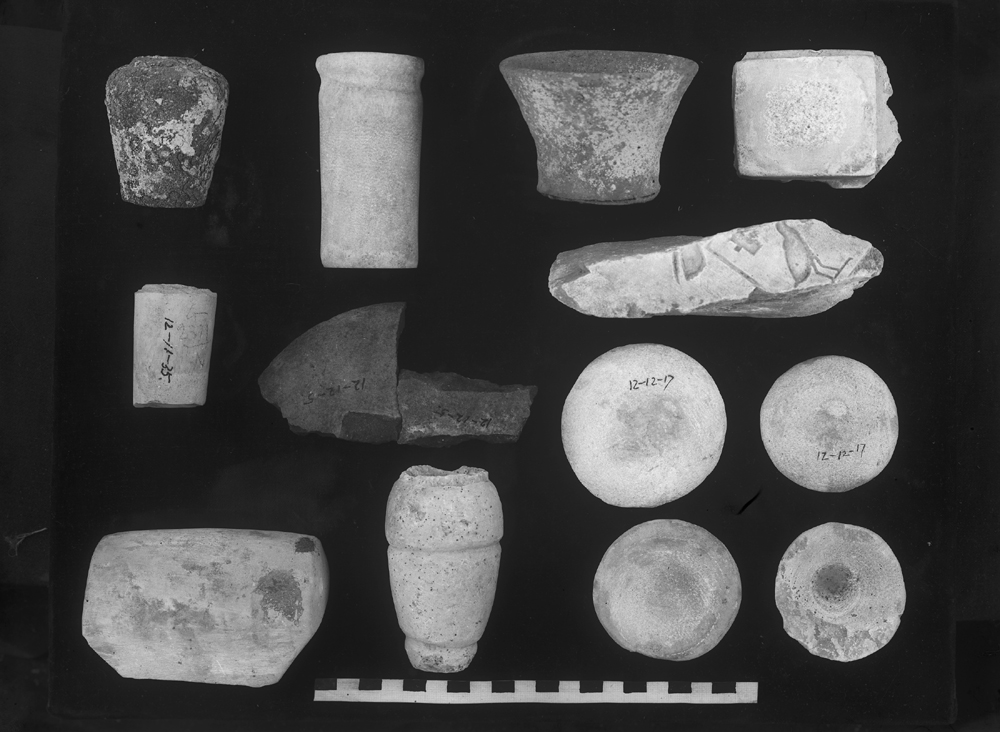 Object(s) photograph: Site: Giza; view: G 2370, G 2374, G 2384, G 2371, G 2382, G 2381