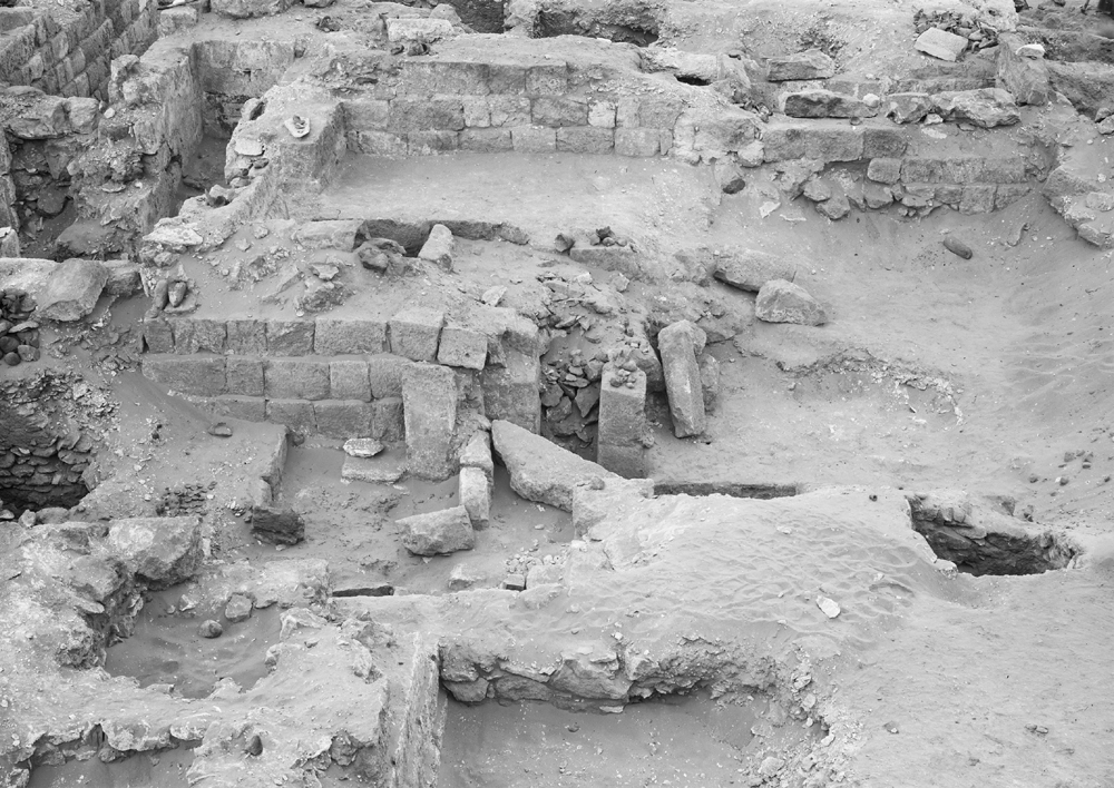 Western Cemetery: Site: Giza; View: G 1024, G 1011