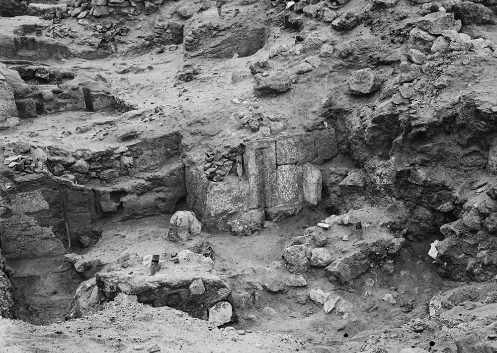 Wadi Cemetery (Reisner; north of W. Cem): Site: Giza; View: GW 1, GW 2, GW 3, GW 4, GW 8, GW 9, GW 10