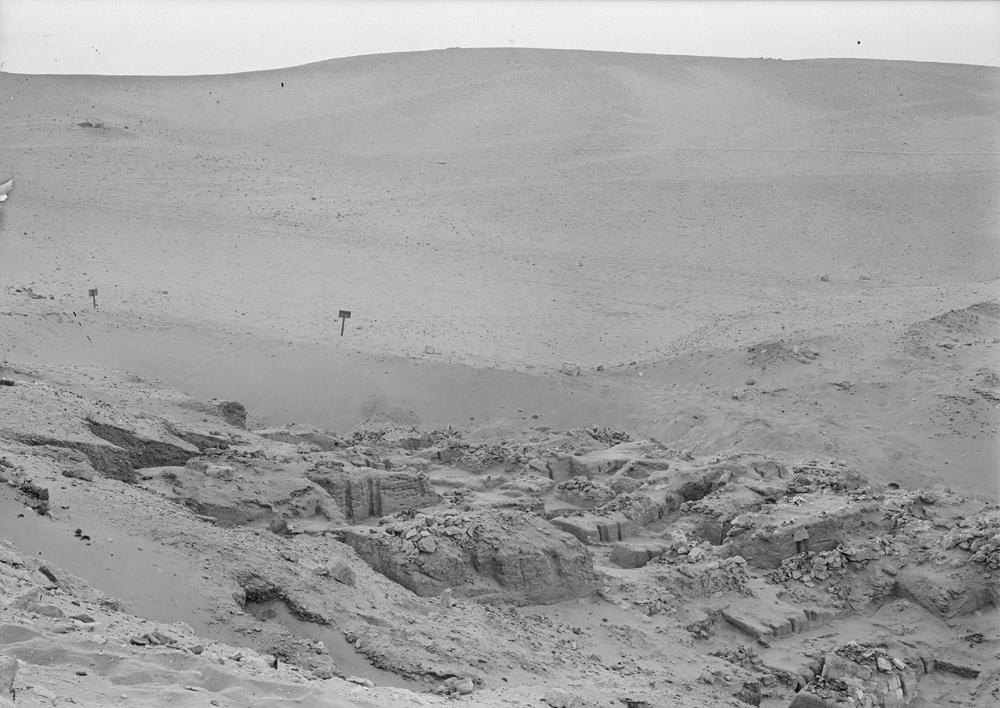 Wadi Cemetery (Reisner; north of W. Cem): Site: Giza; View: GW 6, GW 7, GW 12, GW 13, GW 14, GW 16, GW 20, GW 24, GW 26, GW 30, GW 34, GW 35