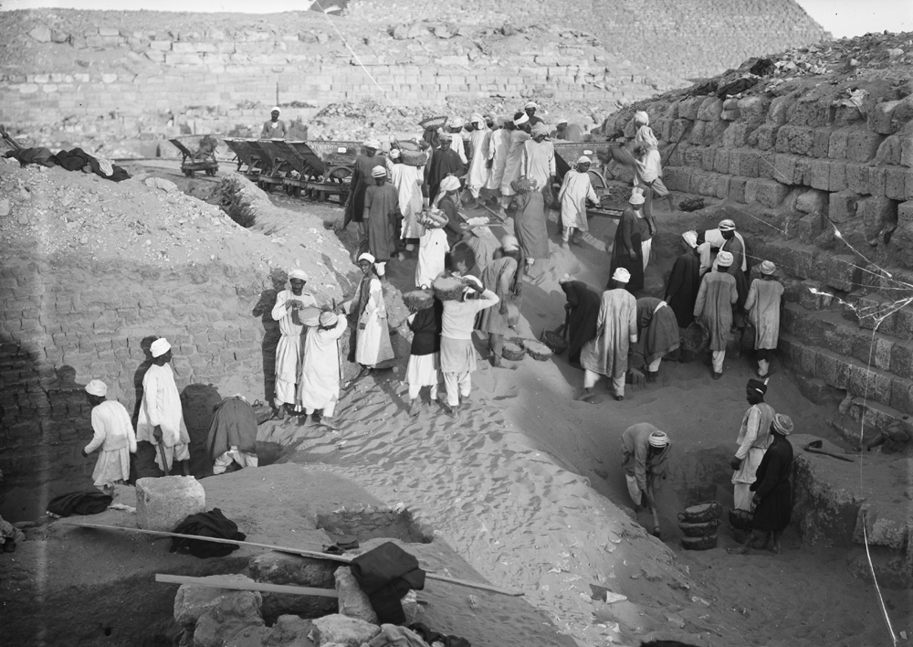 Western Cemetery: Site: Giza; View: G 1201, G 1221