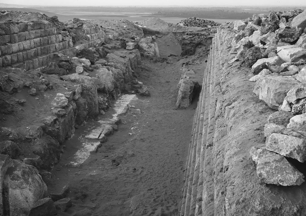 Western Cemetery: Site: Giza; View: G 1225, G 1223, G 1223, G 1225-Annex