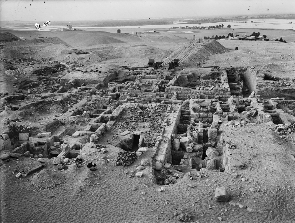 Western Cemetery: Site: Giza; View: G 2330 = G 5380, G 2331, G 2332, G 2334, G 2335, G 2336, G 2350 = G 5290, G 2352, G 2353, G 2360, G 2371