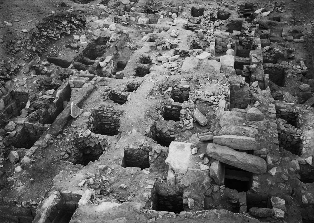 Western Cemetery: Site: Giza; View: G 2172, G 2175