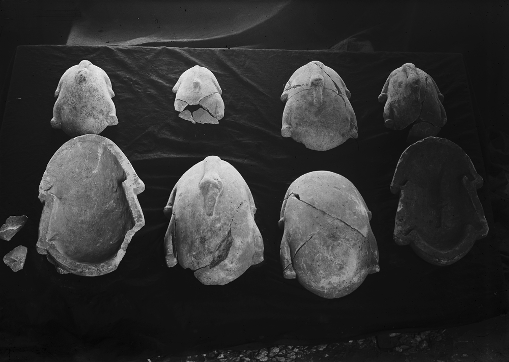 Object(s) photograph: Site: Giza; view: G 2385, G 2374