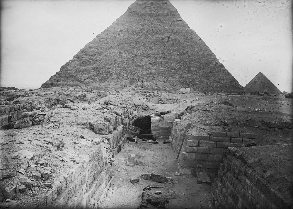 Western Cemetery: Site: Giza; View: G 4240, G 4340