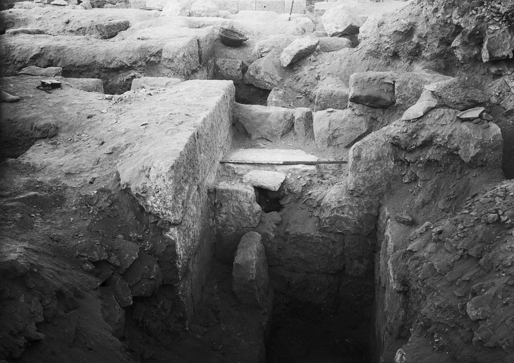 Western Cemetery: Site: Giza; View: G 5232