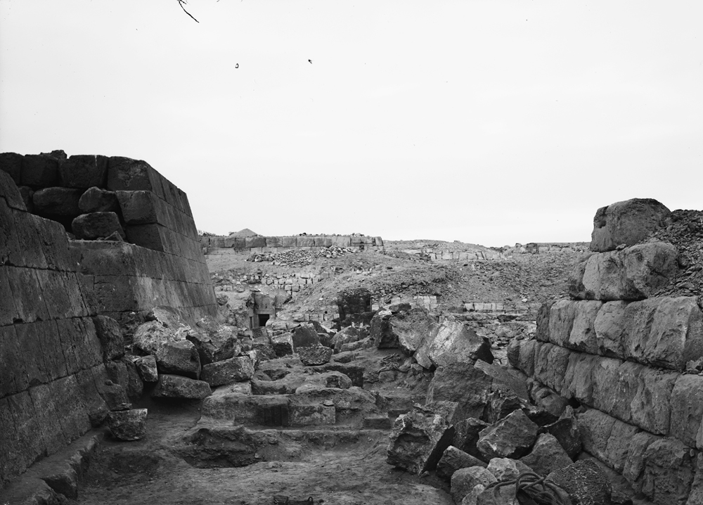 Western Cemetery: Site: Giza; View: G 5243