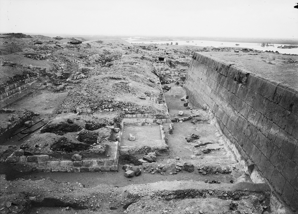 Western Cemetery: Site: Giza; View: G 5131, G 5130, G 5230