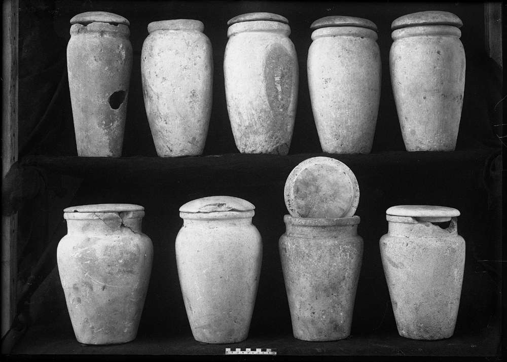 Object(s) photograph: Site: Giza; view: G 4811+4812, G 5232, G 4410