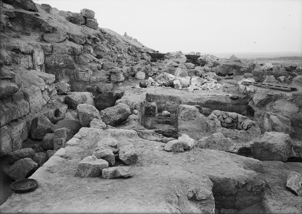 Eastern Cemetery: Site: Giza; View: street G 7500, G 7631, G 7510