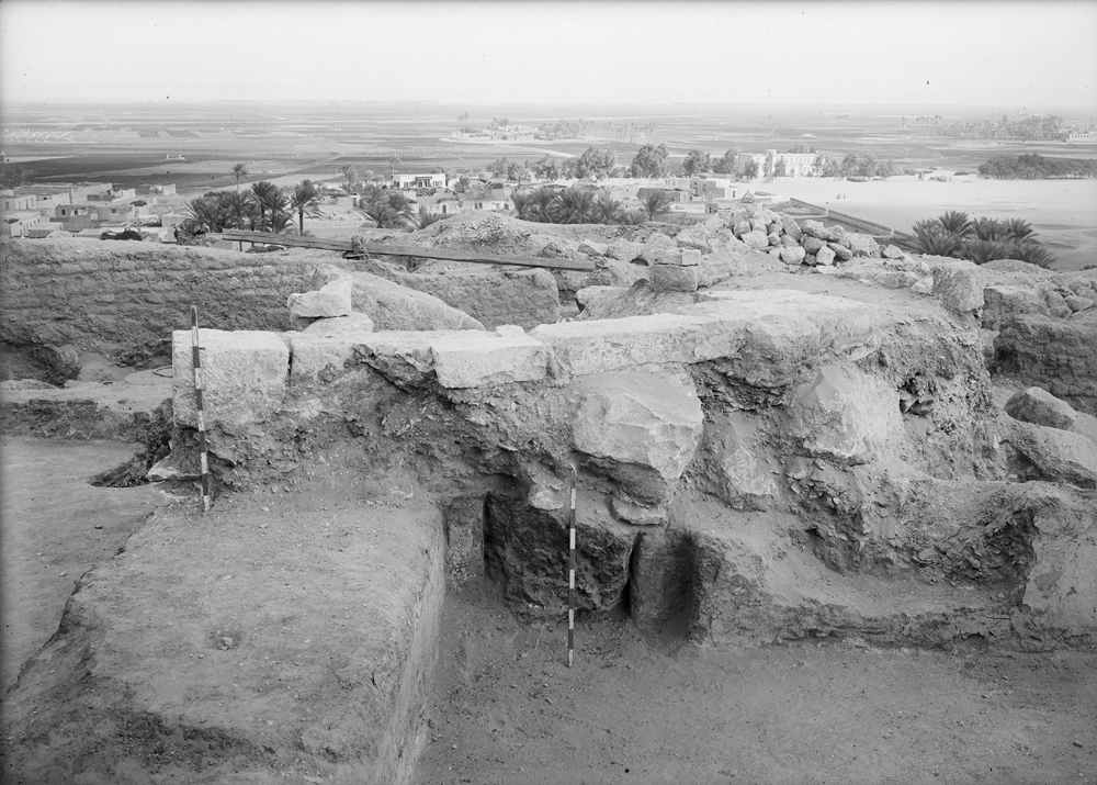 Eastern Cemetery: Site: Giza; View: G 7510, G 7511