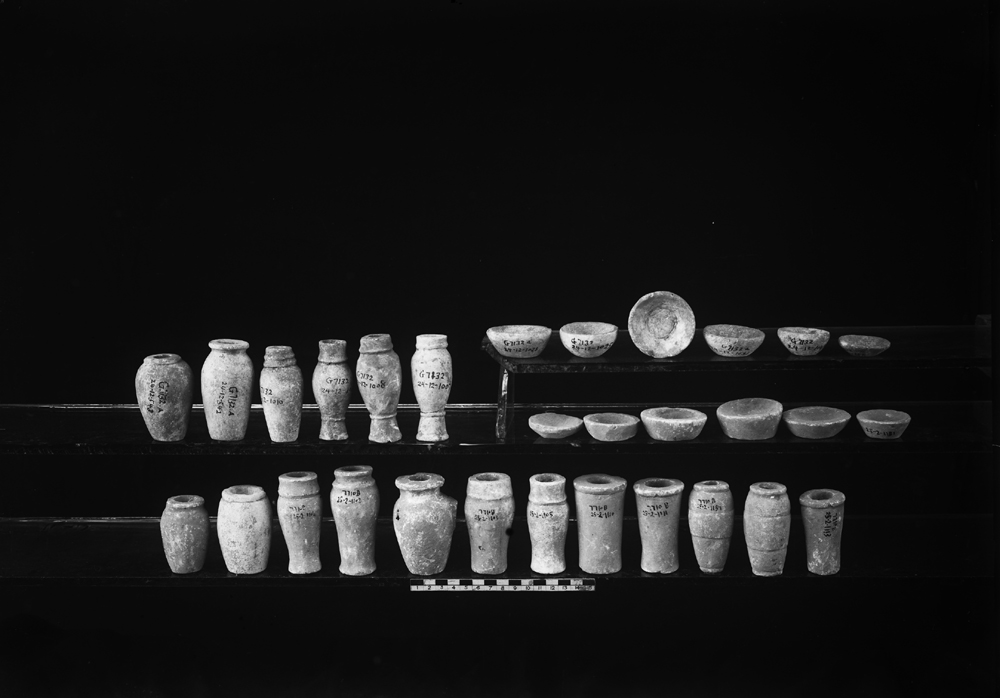 Object(s) photograph: Site: Giza; view: G 7132, G 7710