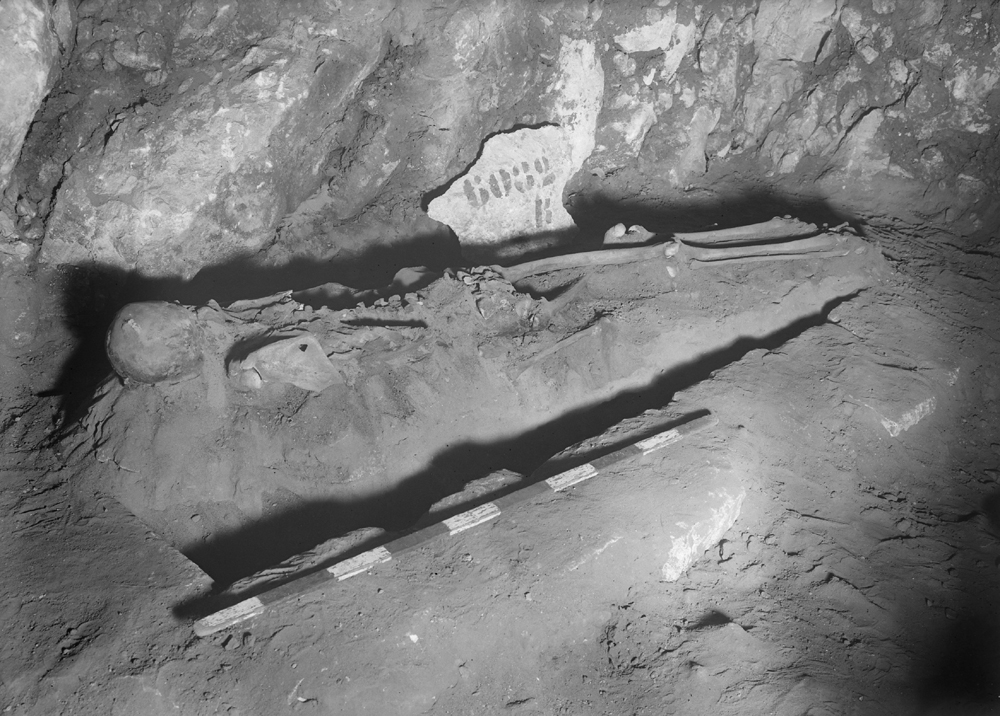 Western Cemetery: Site: Giza; View: G 6032