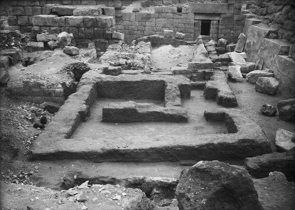 Eastern Cemetery: Site: Giza; View: G 7142, G 7150