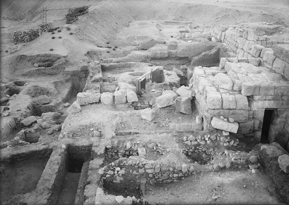 Eastern Cemetery: Site: Giza; View: G 7100 Pt i, G 7100 Pt ii, G 7142, G 7143, G 7150, G 7152