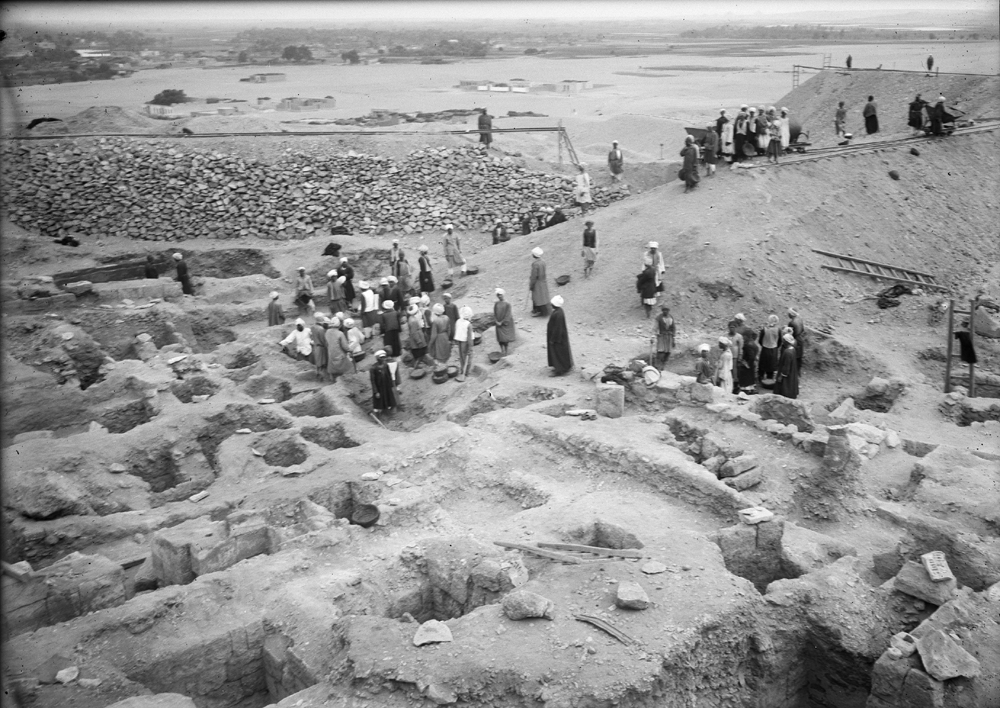 Eastern Cemetery: Site: Giza; View: G 7143, G 7144