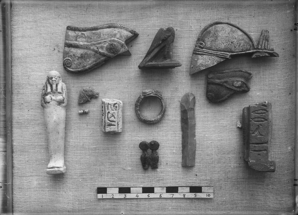 Object(s) photograph: Site: Giza; view: G 7150, G 7200 Pt i, G 7150, G 7148+7149, G 7158, G 7330-7340, G 7145+7147, street G 7300