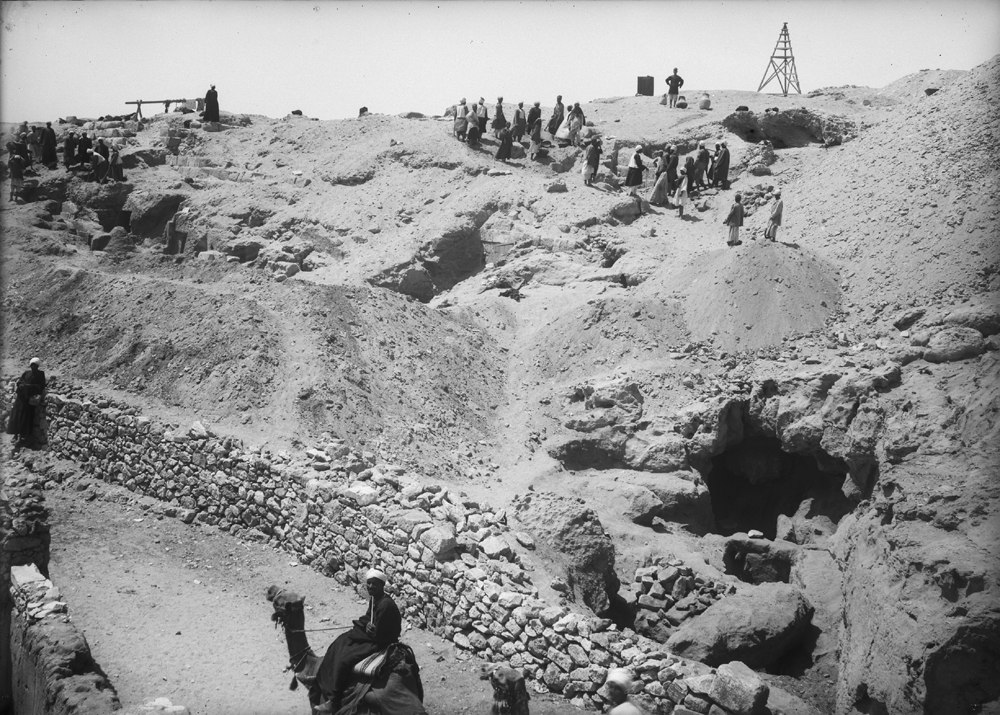Eastern Cemetery: Site: Giza; View: G 7901, G 7784, G 7777