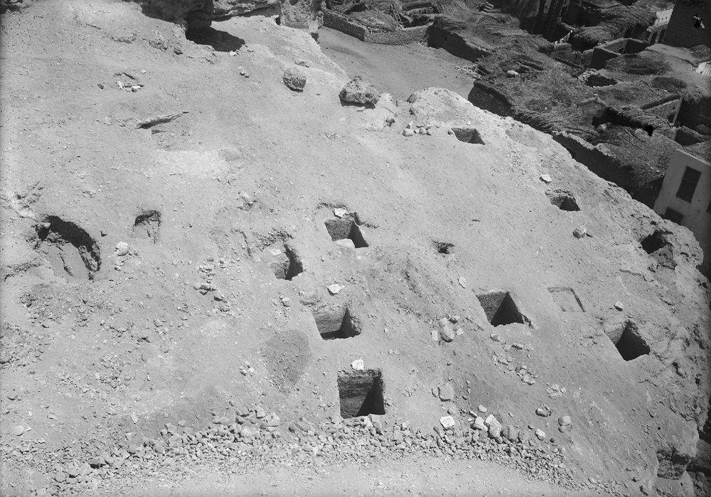Eastern Cemetery: Site: Giza; View: G 7777