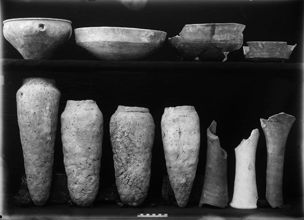Object(s) photograph: Site: Giza; view: G 7530-7540, G 7525, G 7520