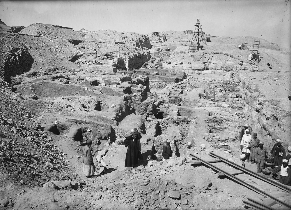 Eastern Cemetery: Site: Giza; View: street G 7500, G 7573, G 7578, G 7571, G 7569, G 7560, G 7550, G 7670, G 7660