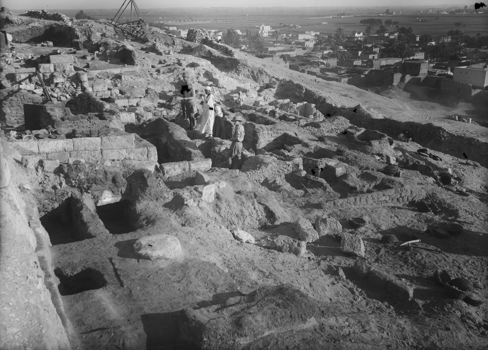 Eastern Cemetery: Site: Giza; View: G 7750, G 7753, G 7762