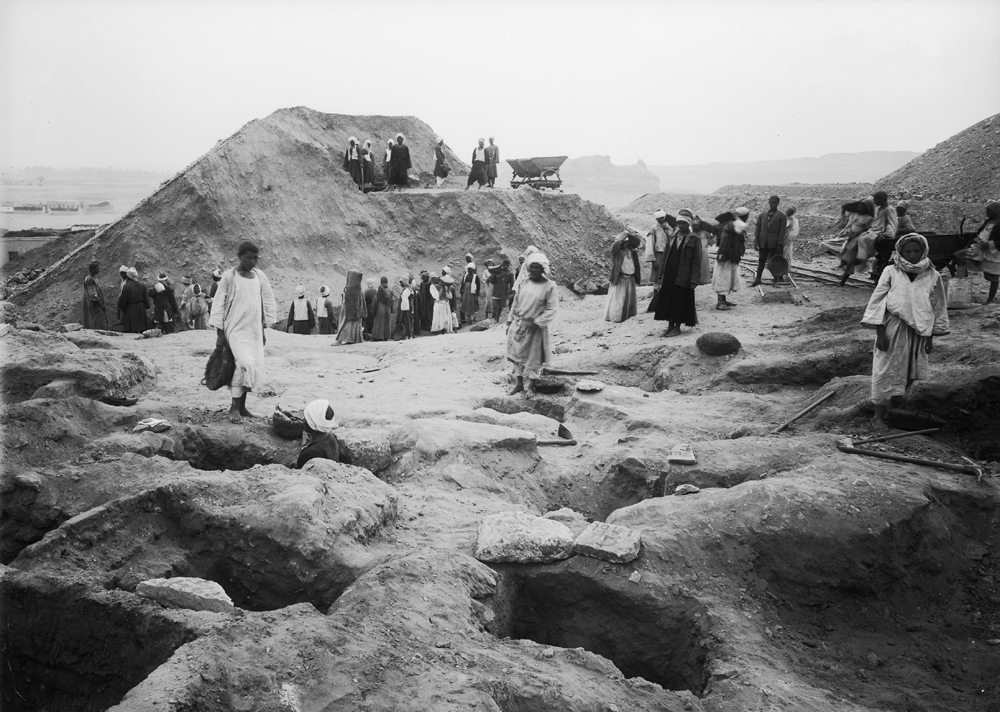Eastern Cemetery: Site: Giza; View: G 7941