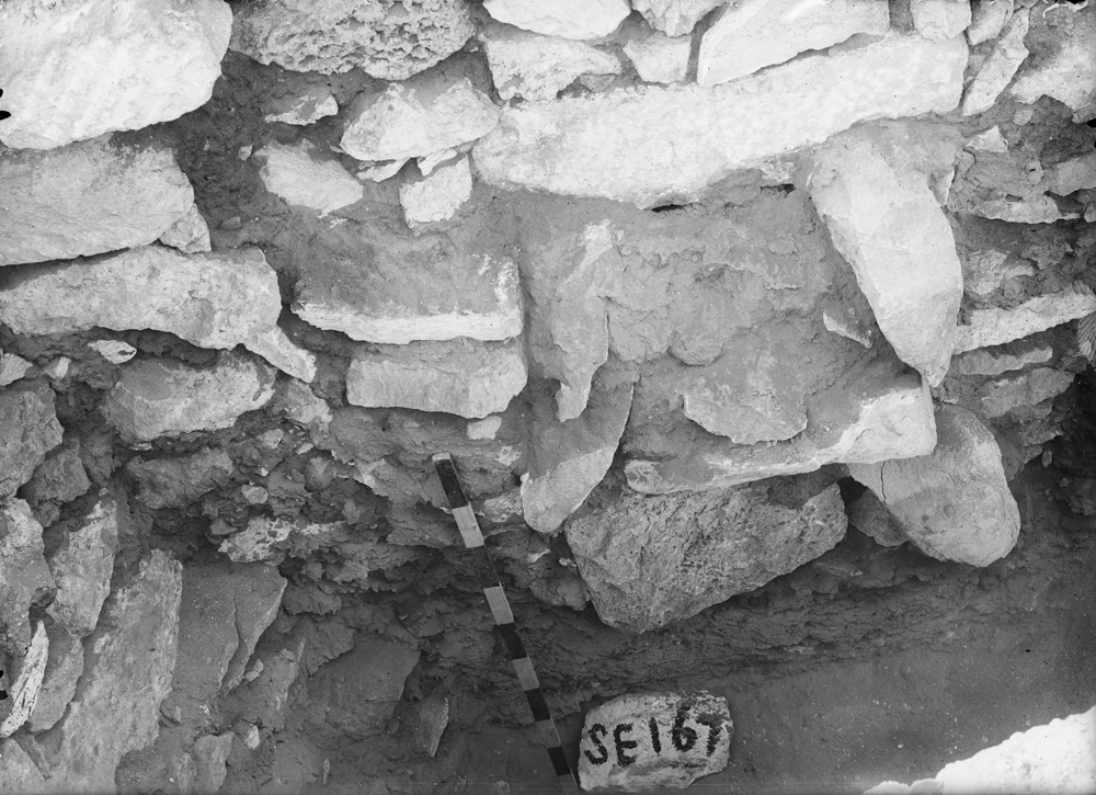 Western Cemetery: Site: Giza; View: G 7000 SE 167