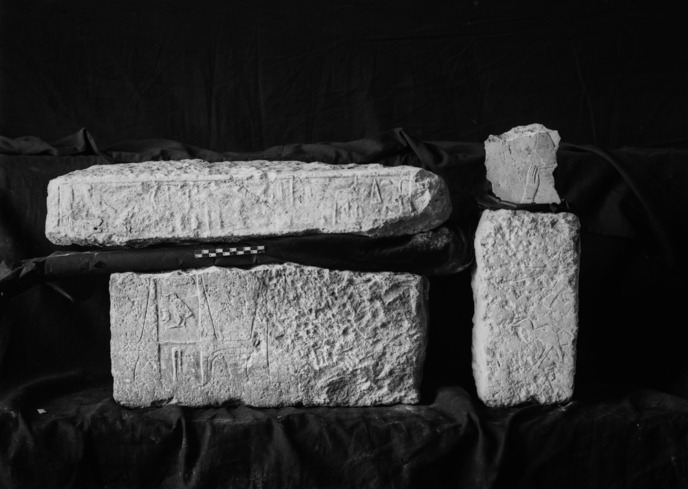Object(s) photograph: Site: Giza; view: G 7832, G 7670, G 7759