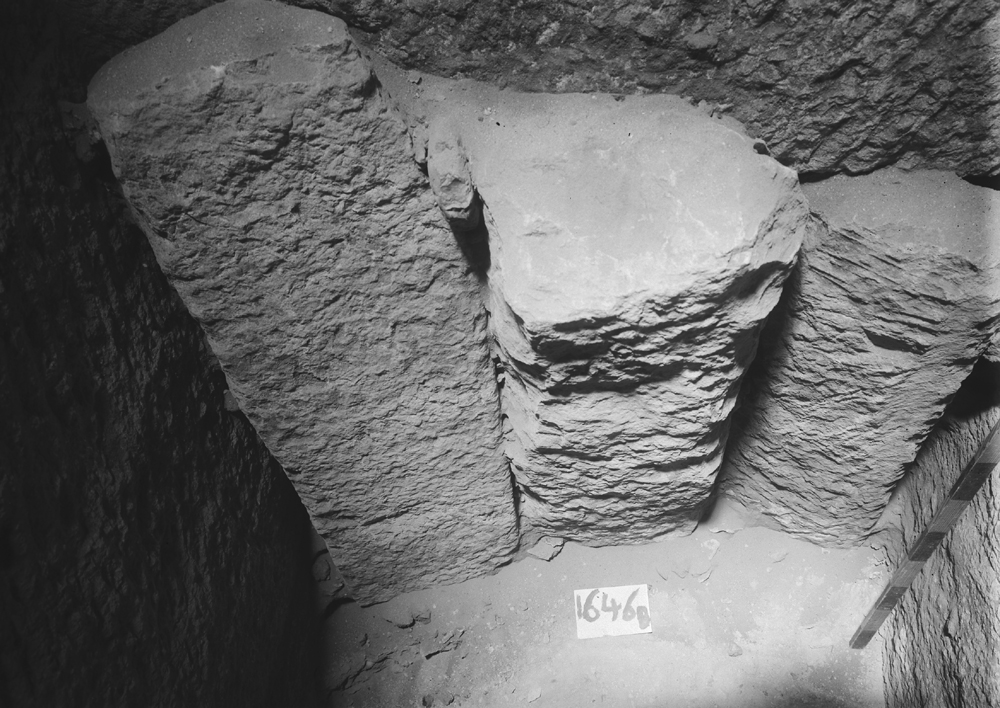Western Cemetery: Site: Giza; View: G 1646