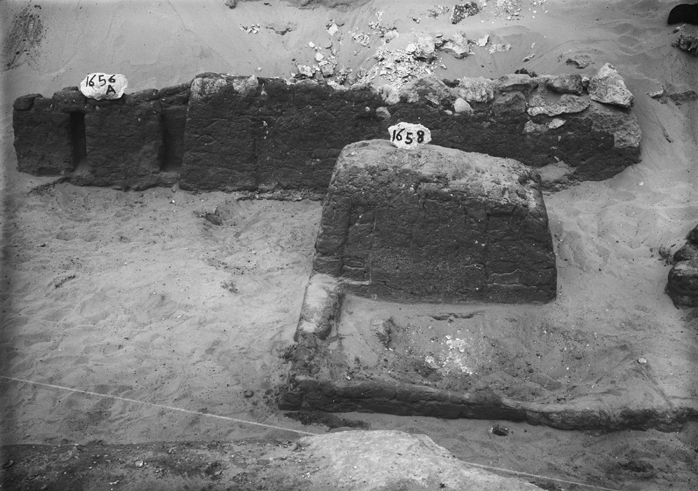 Western Cemetery: Site: Giza; View: G 1658, G 1656