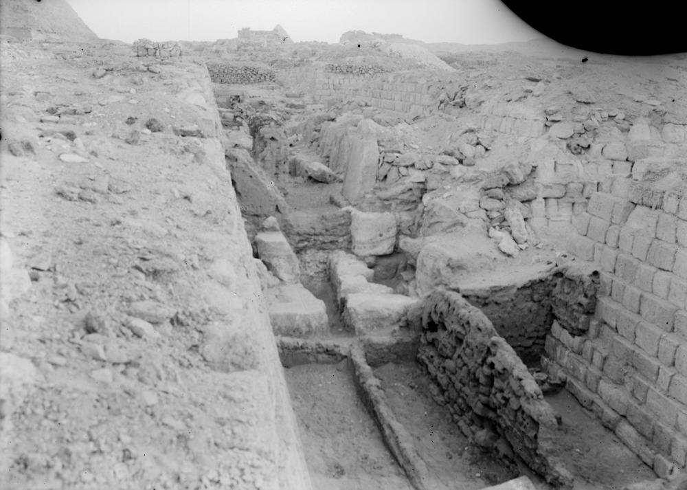 Western Cemetery: Site: Giza; View: G 1235, G 1225, G 1225-Annex
