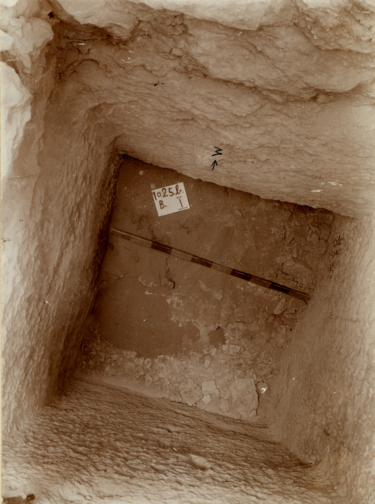 Western Cemetery: Site: Giza; View: G 1025