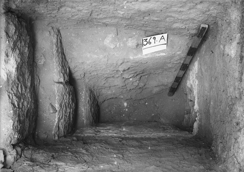 Western Cemetery: Site: Giza; View: G 1369