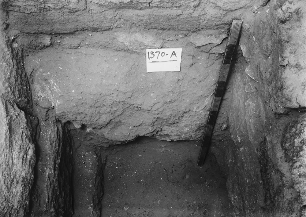 Western Cemetery: Site: Giza; View: G 1370