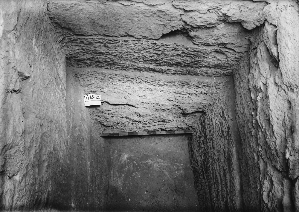 Western Cemetery: Site: Giza; View: G 1413