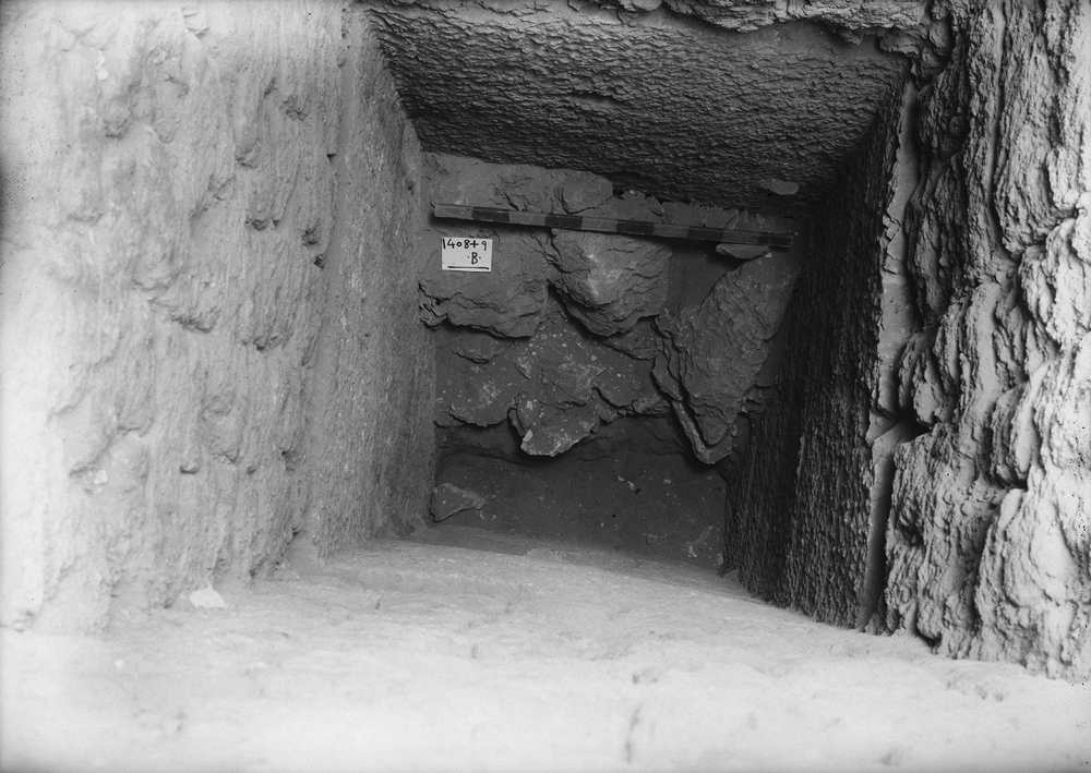 Western Cemetery: Site: Giza; View: G 1408+1409