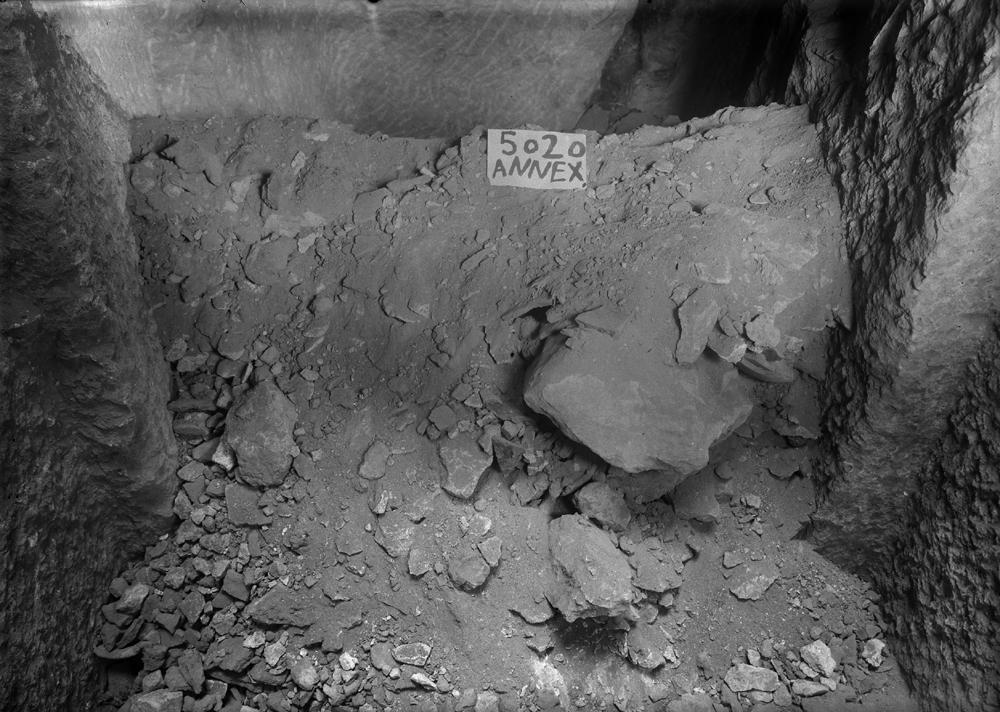 Western Cemetery: Site: Giza; View: G 5020-Annex